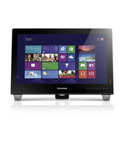 Lenovo All In One Desktop B340(57-311870) (CI-3 3rd/4GB/500GB/21.5LED/Win8), black