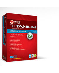 Trend Micro Internet Security Version Free 3 PC 1 Year
