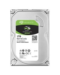 "Seagate New BarraCuda ST1000DM010 1TB 64MB Cache SATA 6.0Gb/s 3.5"" Hard Drive"