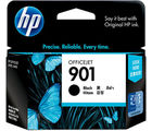 HP 901 Black Ink Cartridge (Black)