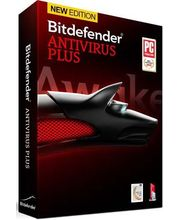 Bitdefender Anti Virus Plus New Edition 1User-1Year