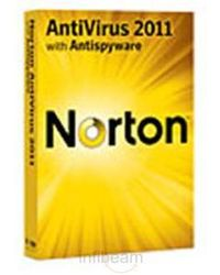 Norton Antivirus 2011 HI 1 User Mm, 1 user, standard-yellow