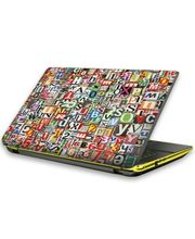 Clublaptop Laptop Skin CLS - 32, multicolor