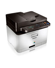 Samsung CLX-3305FW Wireless 4 In 1 Colour Multifunction Printer, Multicolor