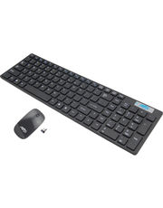 Akalpa Wireless Multimedia Keyboard & Mouse Combo
