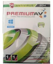 PremiumAV Antivirus - 2014 (1 User - 1 Year)