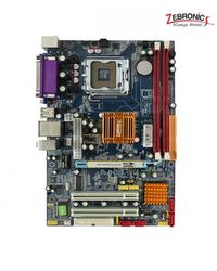 Zebronics G31-775 Socket MotherBoard with Lan+ Sata