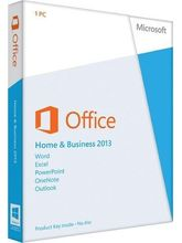 Microsoft Office Home and Business 2013, multicolor
