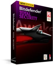 Bitdefender Total Security New Edition 1User-1Year