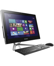 Lenovo All in One C340 57 316159 Desktop PC, black