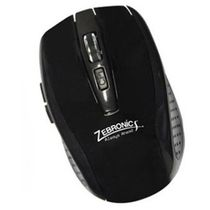Zebronics Wom300 Wireless Mouse,  black