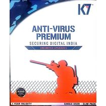 K7 Antivirus Premium 1User/ 1 year, multicolor, 1 user