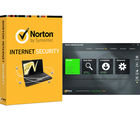 Norton Internet Security (Yellow, 1 User)