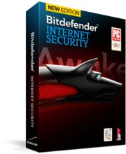 Bitdefender Internet Security New Edition 1User- 1Year