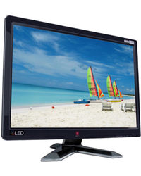 iBall Sparkle 1566 15.6 inch LED Backlit LCD Display Monitor,  black
