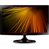 Samsung 20 Inch LED Monitor-LS20C300BL, black