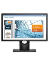 "Dell E1916HV 18.5"" monitor, black"