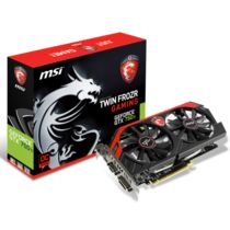 MSI N750Ti TF 2GD5/OC(GeForce GTX 750Ti GAMING) 2GB GDDR5 Graphics Card