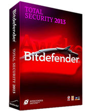 Bitdefender Total Security 2013 For 3 Years (Multicolor, 1 User)