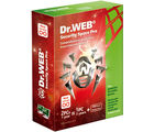 Dr.Web Security Space Pro 2pcs 1year Or 1pc 2years
