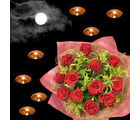 Midnight Surpriseing Moment (Roses)