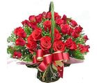 Stunning Romantic Basket (Roses)