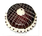 Egg Less Chocolate Cake (1 kg, Round)