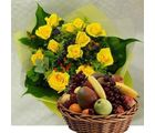 Healthy Wishes (Flowers,Fruits)