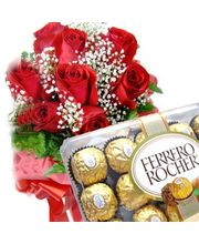 Roses Rocher Treat