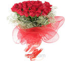 40 Red Roses Bunch (Roses)
