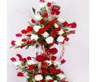 Royal Exotica (Roses, Carnations)