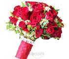 15 Red Roses Bunch (Roses)