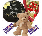 Cute Chocolaty Diwali Hamper