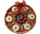 Traditional choco delight (Pooja Thali,Chocolates)