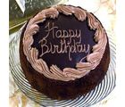 Chocolate Birthday Cake (10 inch) (750 gm, Round)