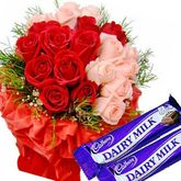 Chocolate N Bouquet
