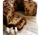 Chocolate Chip Coffee Cake (1 kg, Round)