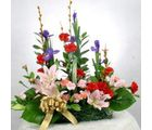 Unforgottable Wishes (Carnations,Lilies)