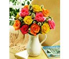 Pitcher Full of Roses-Assorted (Roses)
