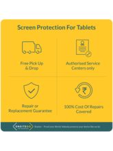 Screen Protection for Tablets (50k to 60k) for 1year by OnsiteGo