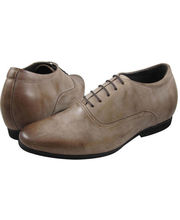 Hike Elevator Shoes for Men M5-12B (Coffee, 6.5)