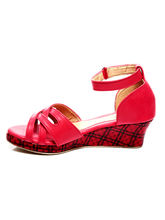 Marc Loire Darlynn Jazz Wedge, 40, red