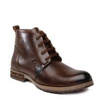 Bacca Bucci Men's Boots, 8,  brown