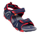 Sparx Men Catchy Sandals - S417Bl, blue, 6