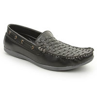 Bacca bucci Men's Loafers, 10,  black