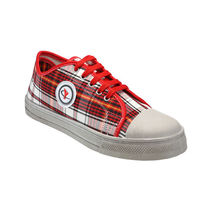 Yepme Men Red & White Canvas Canvas Shoes - YPMFOOT7962, 8