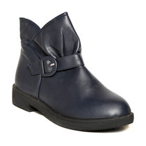 TEN Leather Boots, 38,  blue