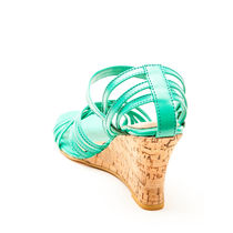 Marcloire Women's Passion Wave Wedges, 37, green