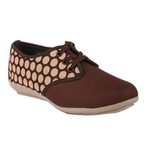 Trewfin Casual Shoes For Women, 7,  brown
