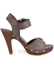 Catwalk Sandals Women Brown